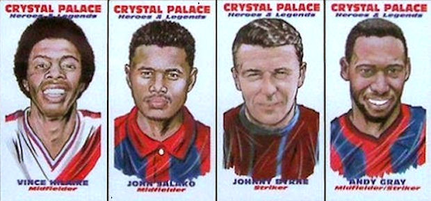 the myths of the crystal palace Why do footballers wear gps vests crystal palace fc  a day pre-season training with crystal palace in austria  ankle weights myths debunked.