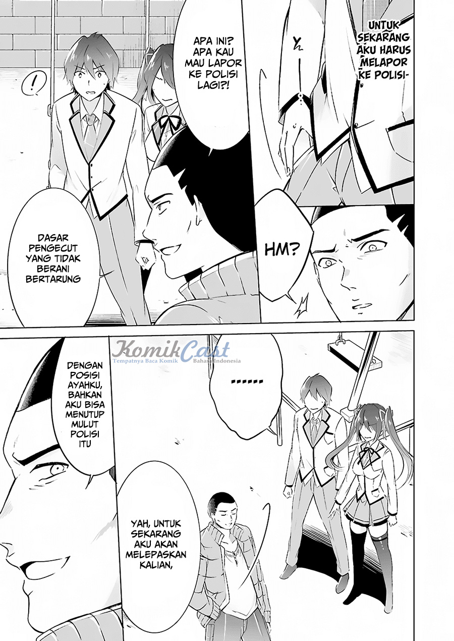 Chuuko Demo Koi Ga Shitai Chapter 15 Bahasa Indonesia