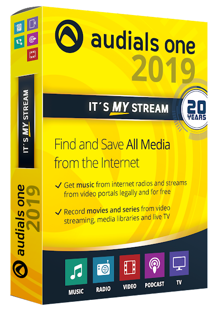 Audials One 2019 Review | DMZ Networks