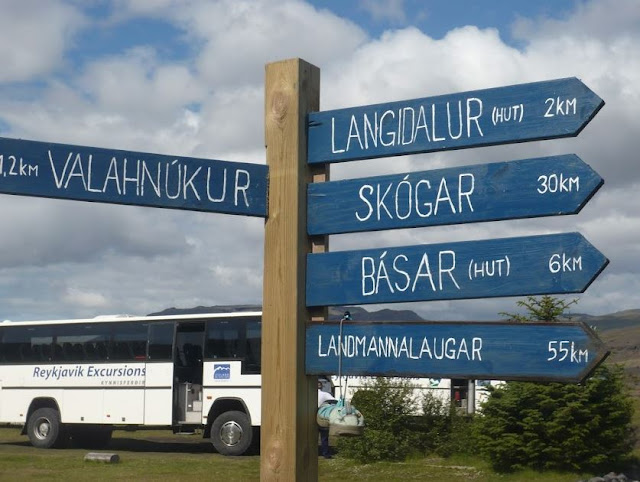bus della Reykjavik excursions