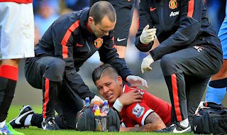 Marcos Rojo Dislocated Shoulder: Know it, Prevent it, Help it
