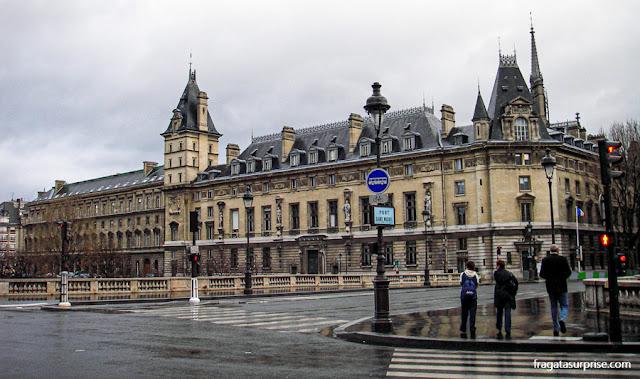 Palácio da Justiça, Paris