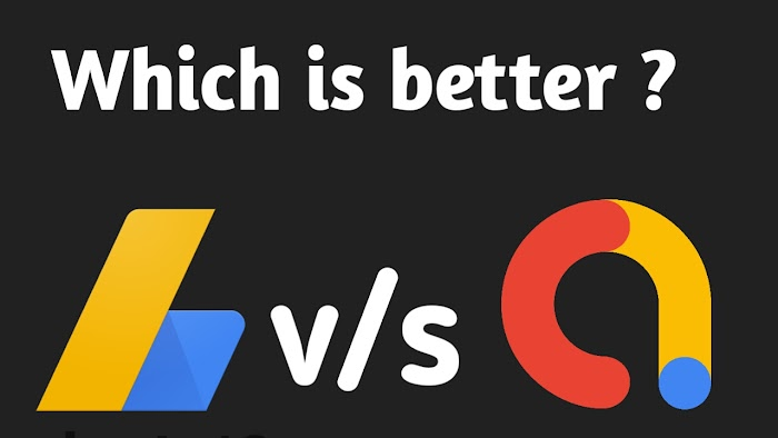 {Which} is Better - Adsense Or Admob full detail