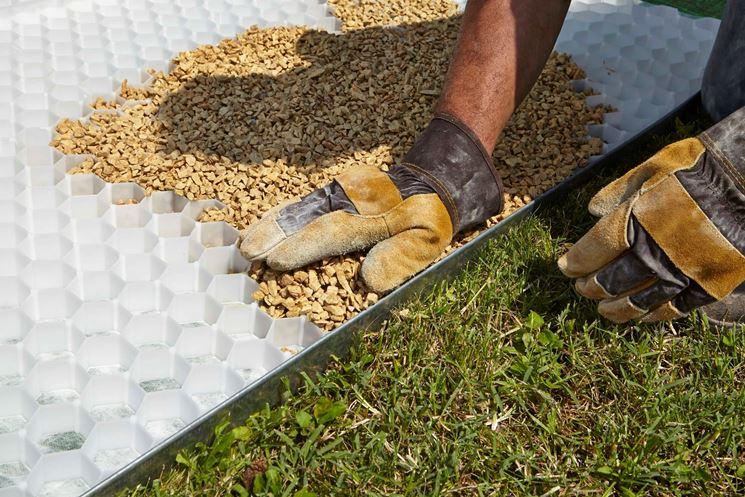 Foto Di Giardini Con Sassi.Come Decorare Il Giardino Con I Sassi Edilizia In Un Click