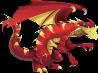Dragón Mastodonte