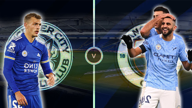 Pertandingan Community Shield: Leicester vs Man City