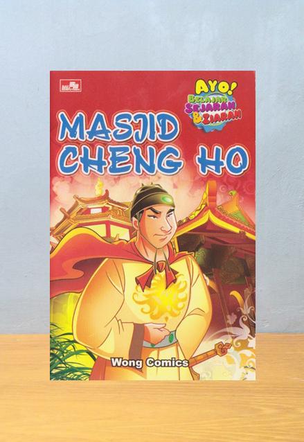 MASJID CHENG HO, Wong Comics
