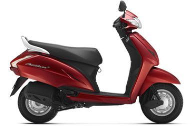 Honda Activa 4G scooter side view image