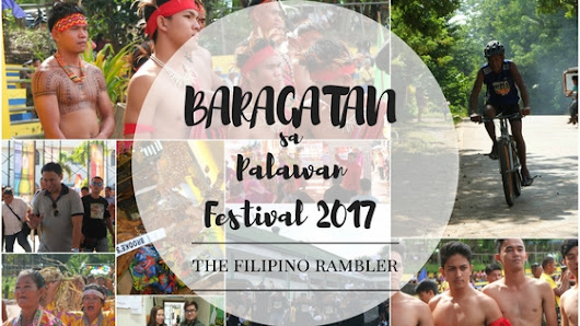7 Reasons Why You Should Experience Baragatan Festival in Palawan