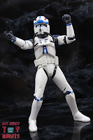 Star Wars Black Series Clone Pilot Hawk 15