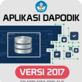 Aplikasi Dapodik Baru Versi 2017 Telah Dirilis Dan Siap Digunakan