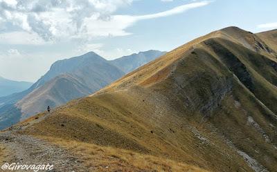 monte Sibilla trekking monti Sibillini