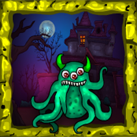 Play Games4Escape Spooky Curse…