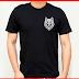 Áo Thun Phản quang Hình con sói - 99k