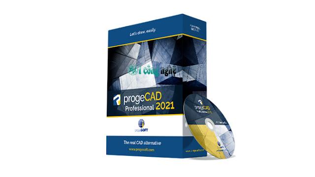 تحميل برنامج progeCAD 2021 Professional كامل مع التفعيل
