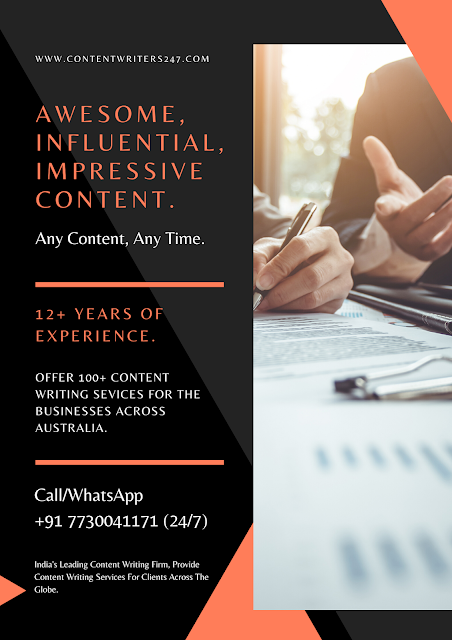 Content Writers Melbourne