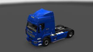 TJA Transportes Skin for Renault Premium