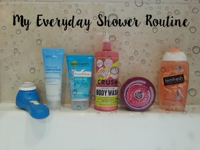 Everyday Shower Routine