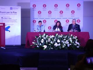 Esguard de Dona - Premi per la Pau 2017 - Dr. Oriol Mitjà - Lluitar contra la malatia pian i erradicar-la, una fita a la que podem contribuir