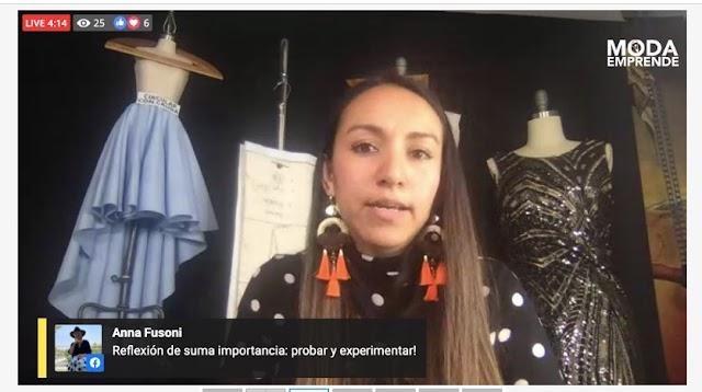 Moda Emprende Día 2: Motivación, Ideas claras y ventas como parte del segundo día de actividades