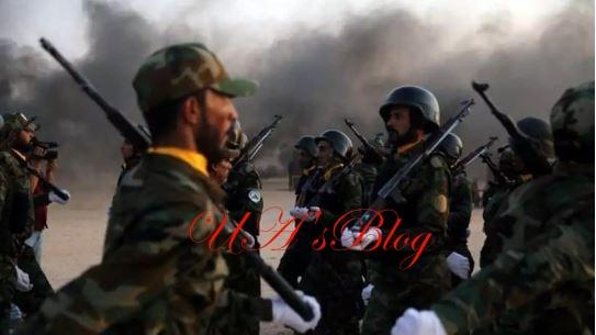US Strikes Again As New Air Raid In Iraq Kills 6 Medics