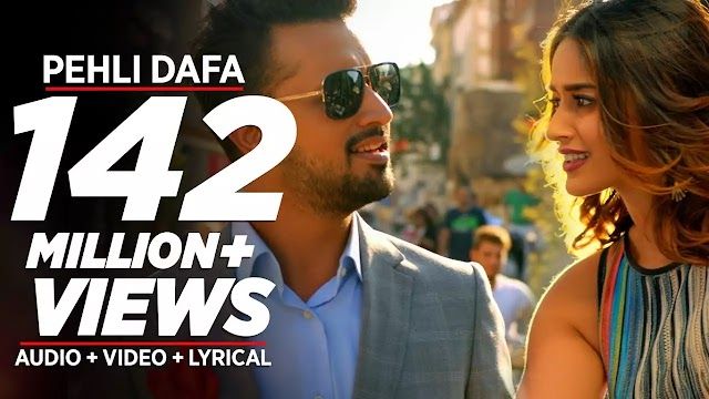 Atif Aslam - Pehli Dafa Lyrics | Song lyrics