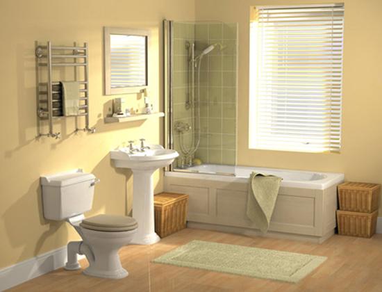 Chậu rửa Inax cho phòng tắm nhỏ