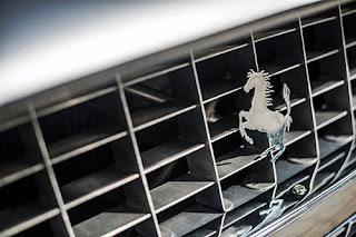 Ferrari 250 GT Pracing Horse Logo
