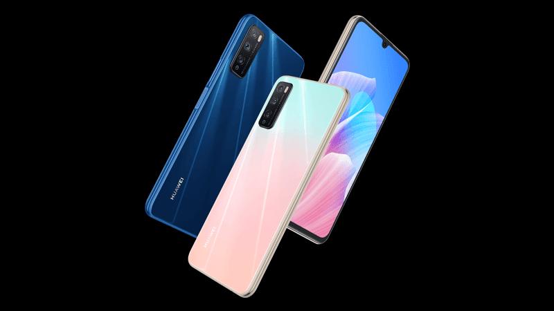 Huawei Enjoy Z 5G with 90Hz screen and MediaTek Dimensity 800 announced
