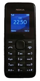 2013 Nokia 105 - 04