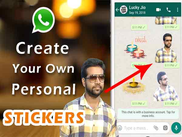 WhatsApp Stickers Feature को कैसे Enable / Active करें | Stickers Feature को Download और Use कैसे करें