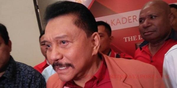 AM Hendropriyono:  Dengan Pemilu 17 April 2019 Ideologi Pancasila Harus Dimenangkan