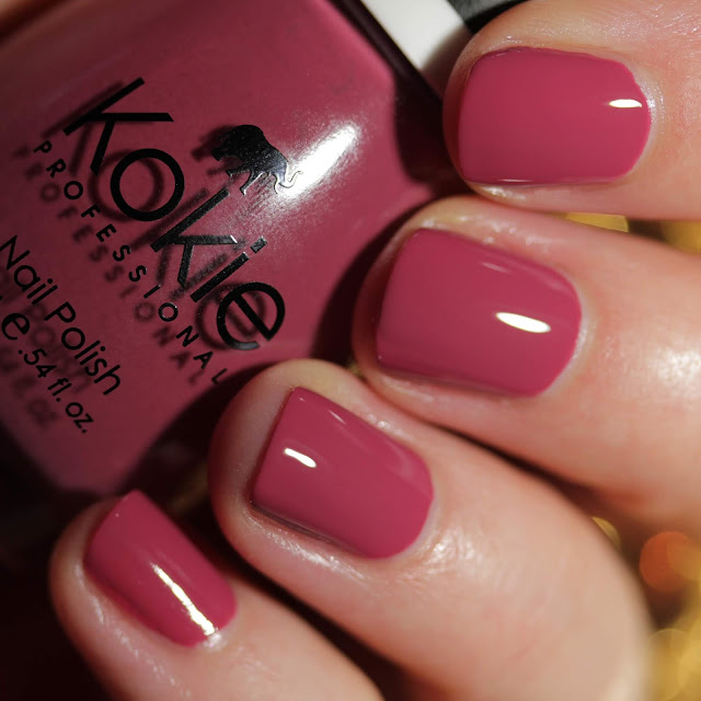 Kokie Cosmetics Photo Op swatch by Streets Ahead Style