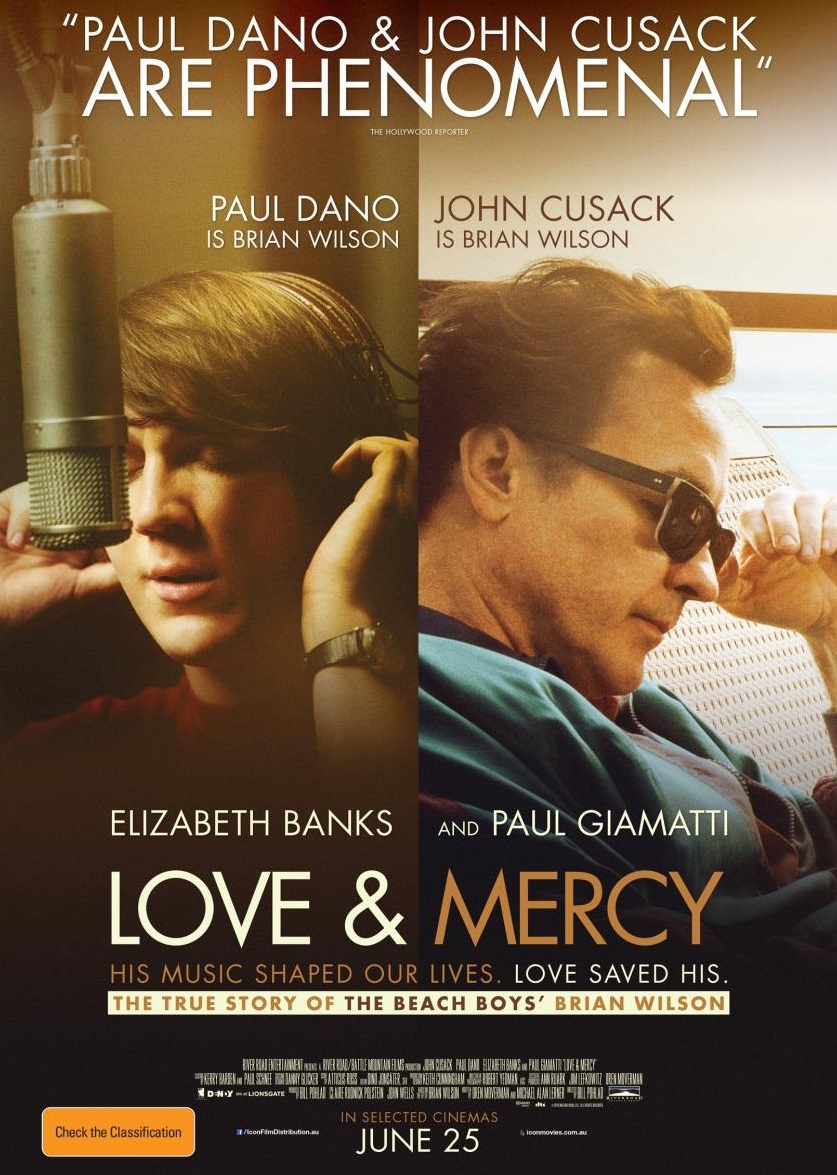 print page love and mercy news and reviews first clip is out