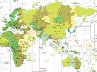 Pengertian Konsep Geografi
