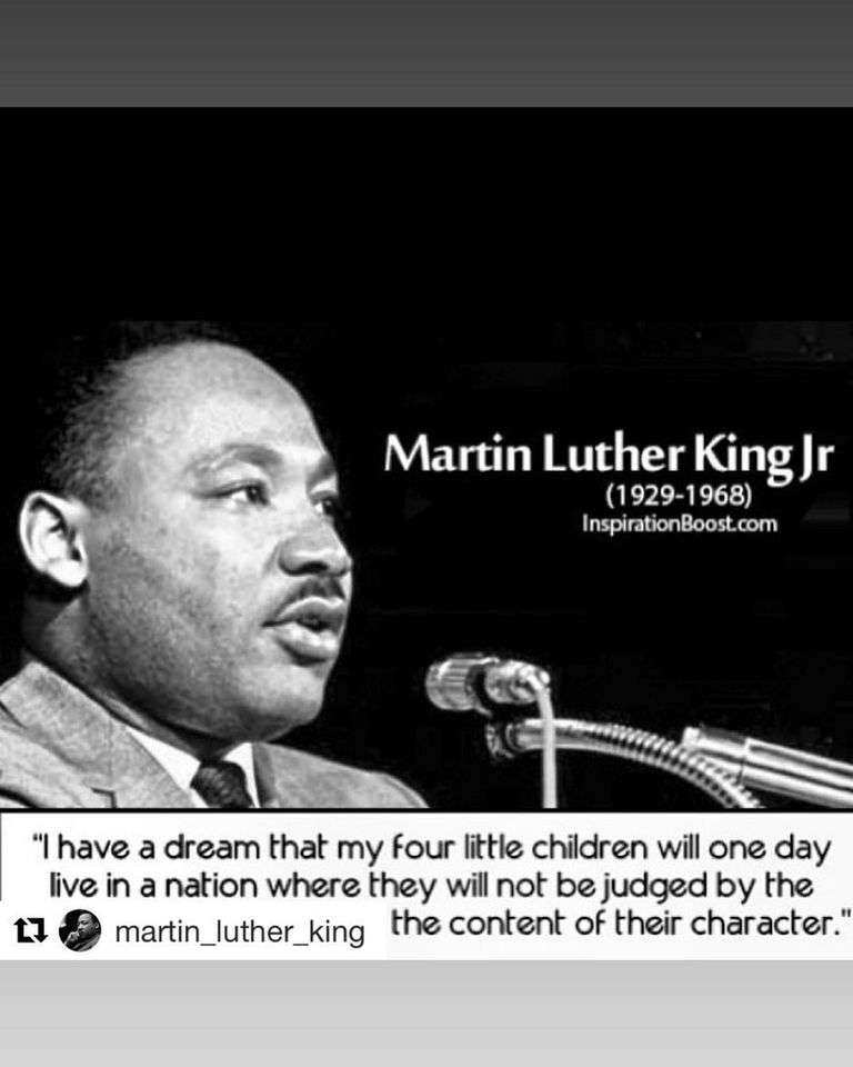 Martin Luther King, Jr. Day Wishes Beautiful Image