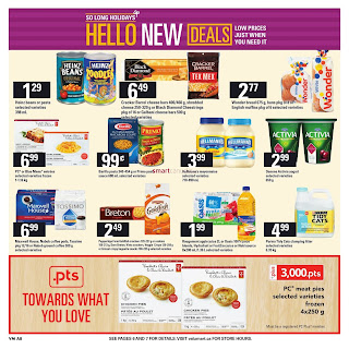 Valu-mart weekly flyer January 11 - 17, 2018