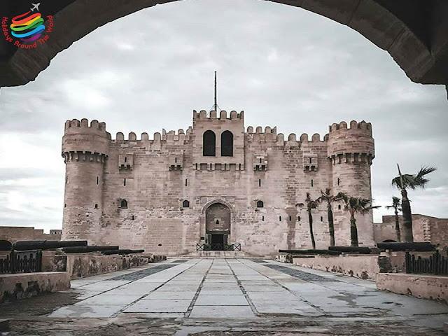 Qaitbay Citadel - Alexandria