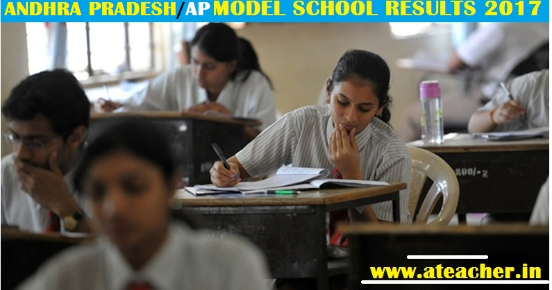 AP MODEL SCHOOL RESULTS 2017