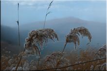 Almurrain visto desde la balsa de Ixona