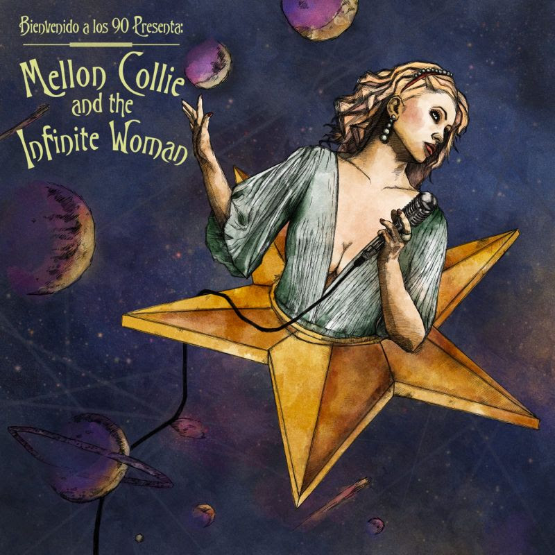 Mellon Collie and The Ininite Woman