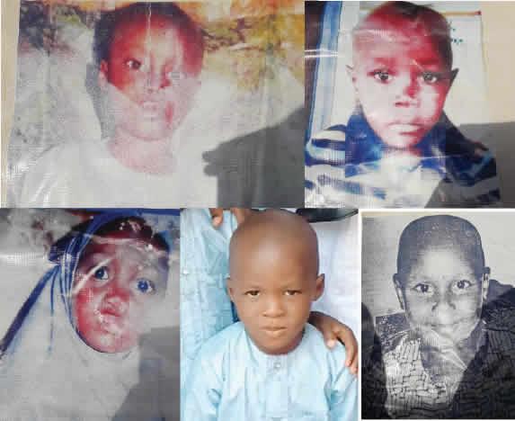Horror! Six Children Goes Missing in Lagos Community