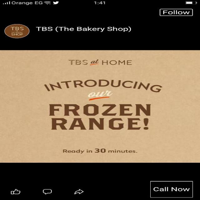 the bakery shop egypt frozen range