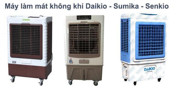 3 loại máy làm mát không khí