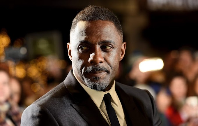 Idris Elba reveals he's cutting down on social media usage because of depression