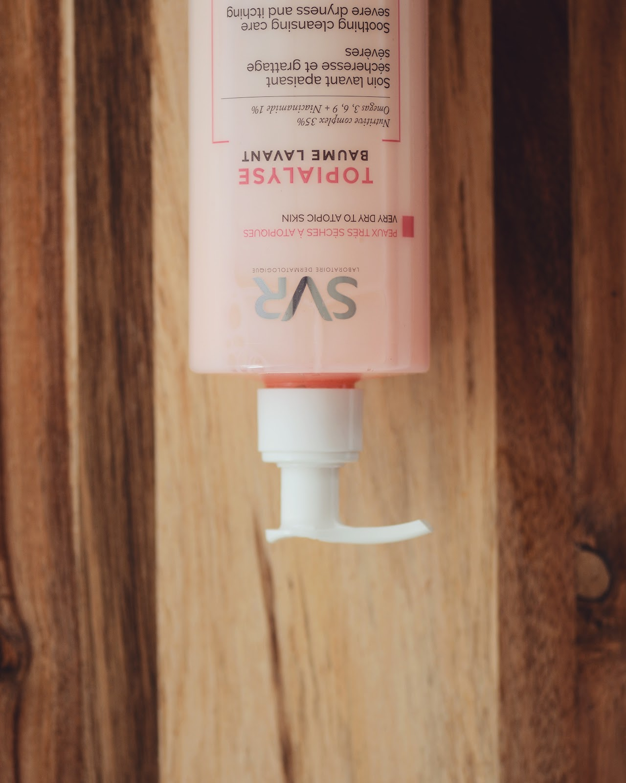 svr topialyse baume lavant kojącybalsam do mycia skóry bardzo wrażliwej suchej swędzącej i atopowej żel do twarzy który nie wysusza