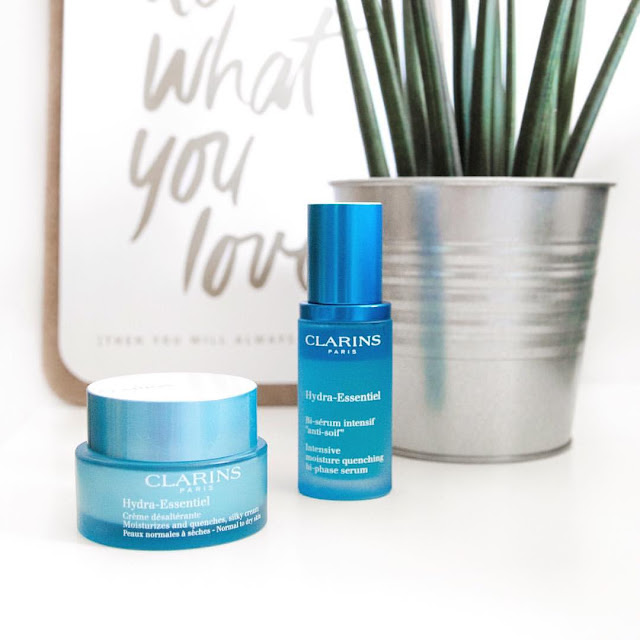 Review productos Clarins