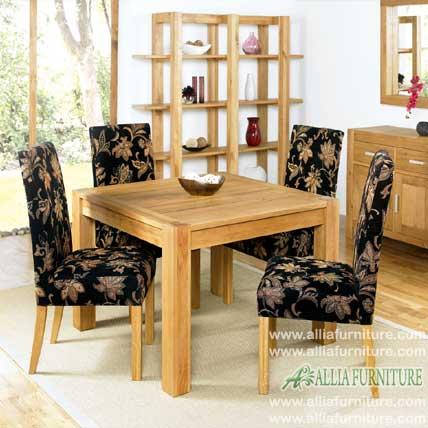 kursi meja makan minimalis java