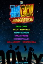 Film Teen Titans GO To the Movies 2018