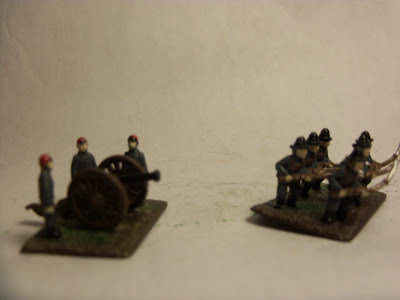 Federal Artillery Team Pack